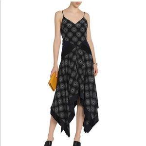 Diane von Furstenberg handkerchief dress